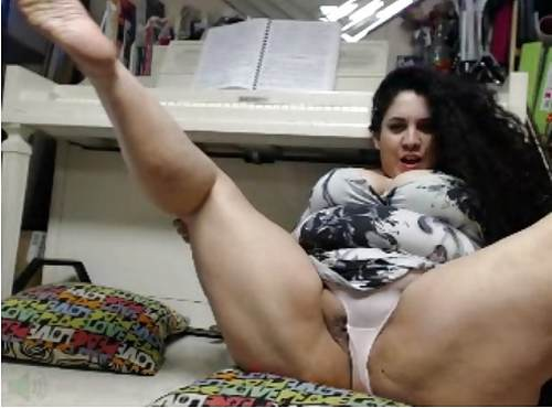 Strip webcam com video amateur