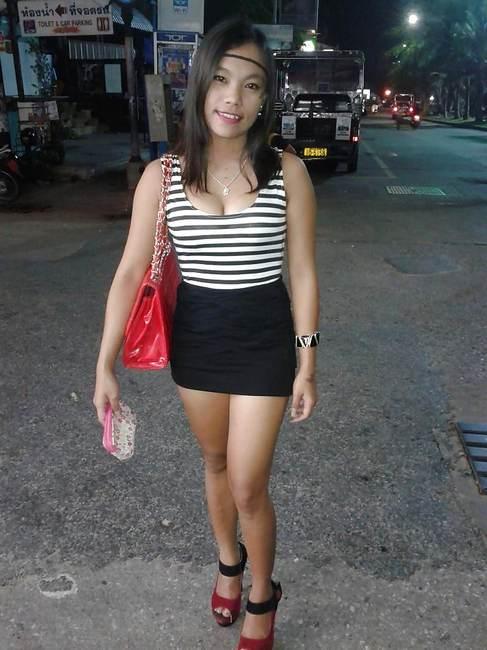 streeptise femme bangkok pute
